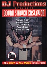 Bound Shaved Enslaved