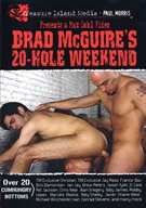 "Meet the World's ultimate raw stud, a stallion that satisfies more than 20 cock-hungry bottoms in One Weekend. It's Brad ""the Impaler"" McGuire with his legendary cum-drippin' veiny uncut cock."