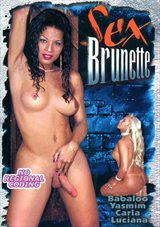 Adult Movies presents Sex Brunette