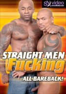 The latest from SX lives up to its title. The straight men are for real and they show the gay men how it is done. Ex-Marine Aidyn Michael is a hot piece of action, all tattooed and sporting a fat piece of meat that points out like a poker. He feeds this treasure to Erec Estrada who sucks on it for a real long time. Erec next takes to Aidyn's nicely haired hole for some deep rimming, which the straight guy loves.