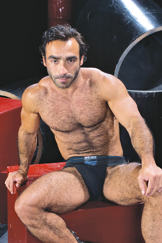 Raging stallion arabesque