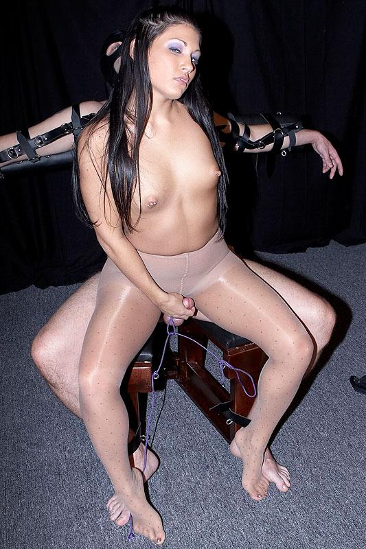 nude spanish women bent over