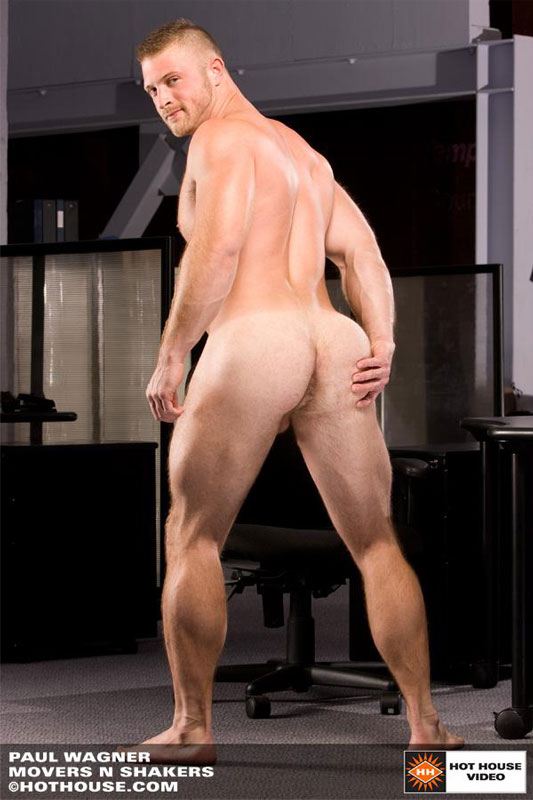 Gay Porn Star Paul Wagner