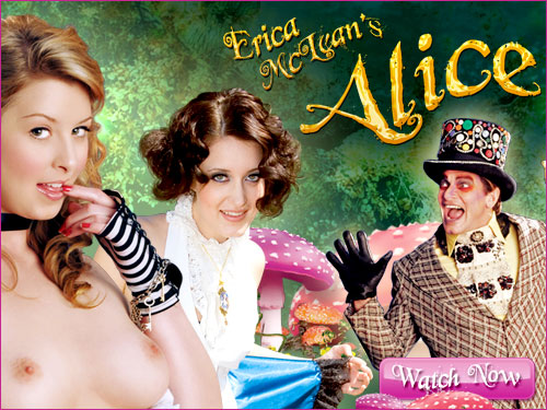 Alice in Wonderland Porn Parody