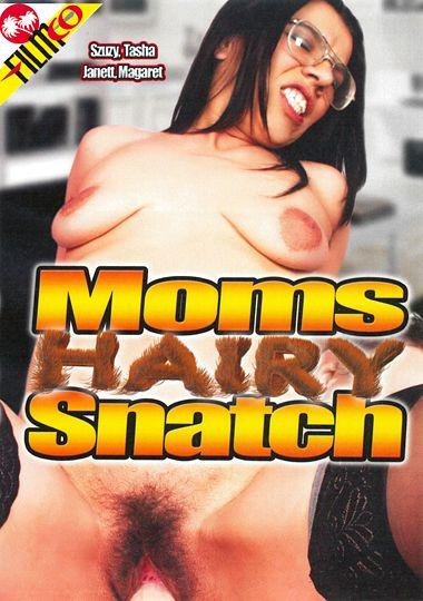 Moms Hairy Snatch