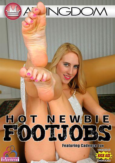 ATK Hot Newbie Footjobs