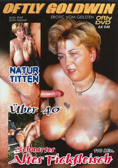 Natur Titten Behaartes Altes Fickfleisch