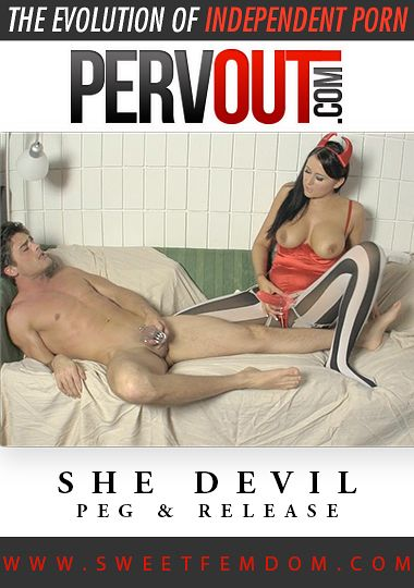 She Devil Peg And Release