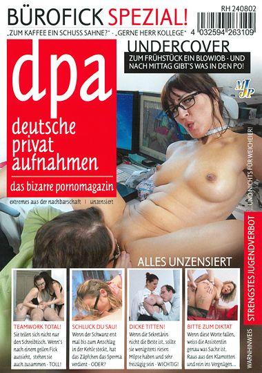 DPA: Deutsche Privat Aufnahmen Burofick Spezial