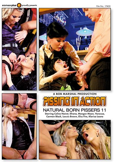 Pissing In Action: Natural Born Pissers 11