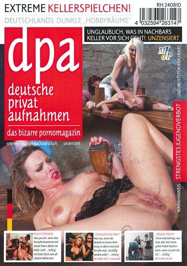 Deutsche Privataufnahmen: Das Bizarre Porno Magazin: Extreme