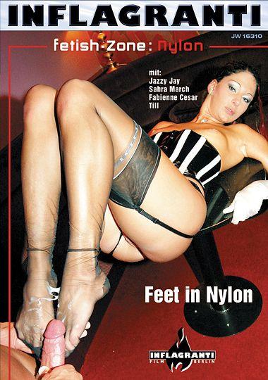 Fetish Zone: Nylon: Feet In Nylon