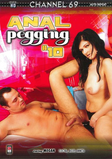 Anal Pegging 10