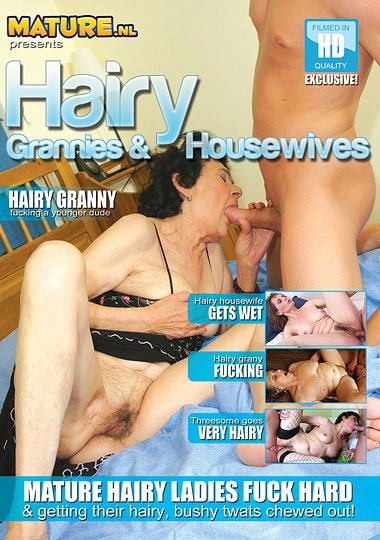 Hairy Grannies And Housewives