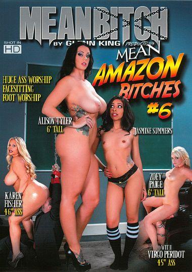Mean Amazon Bitches 6