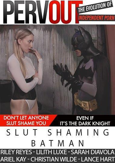 Slut Shaming Batman