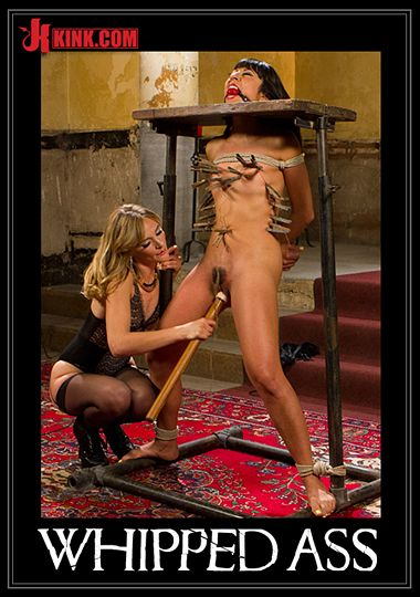 Whipped Ass: Submissive Lesbian Sex Toy: Spanking, Fisting A