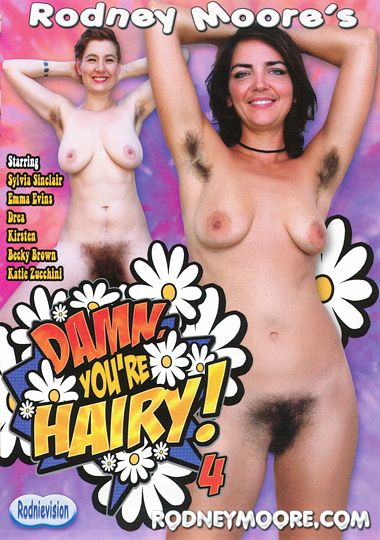 Damn, You're Hairy 4