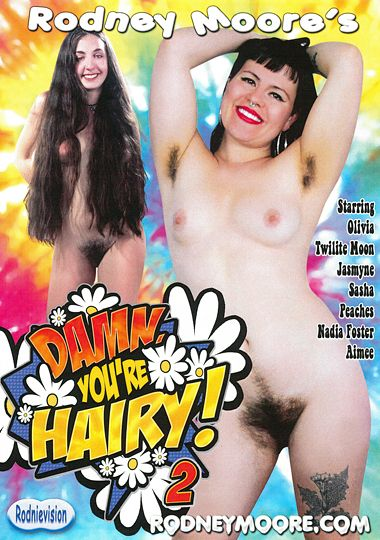 Damn, You're Hairy 2