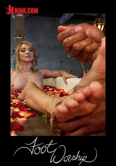Foot Worship: Exotic Foot Worship With Goddess Lea