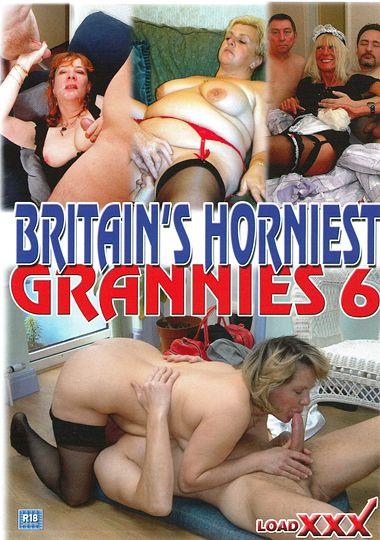 Britain's Horniest Grannies 6