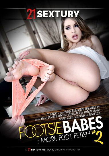 Footsie Babes: More Foot Fetish 2