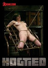 Hogtied: Stacey Stax