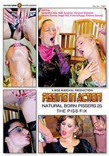 Pissing In Action: Natural Born Pissers 25