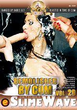 Slime Wave 29: Demolished By Cum