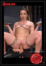 The Training Of O: Polite Obedient Slut Takes It