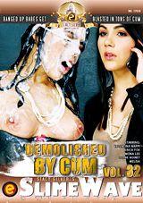 Slime Wave 32: Demolished By Cum