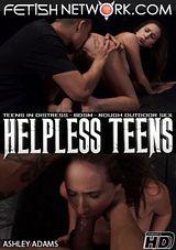 Helpless Teens: Ashley Adams 2