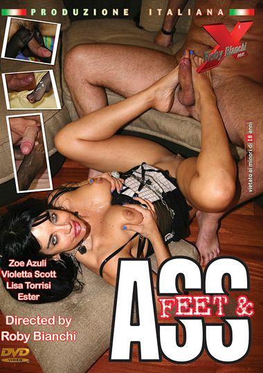 Feet And Ass - RB-02