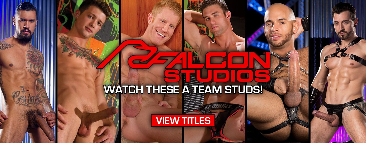 Falcon Studios has all the A list muscled models!
