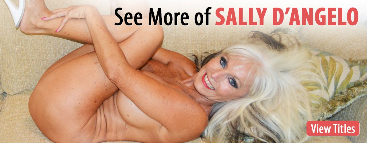 Check out hot MILF Sally D'Angello in her new uprisign studio movies.