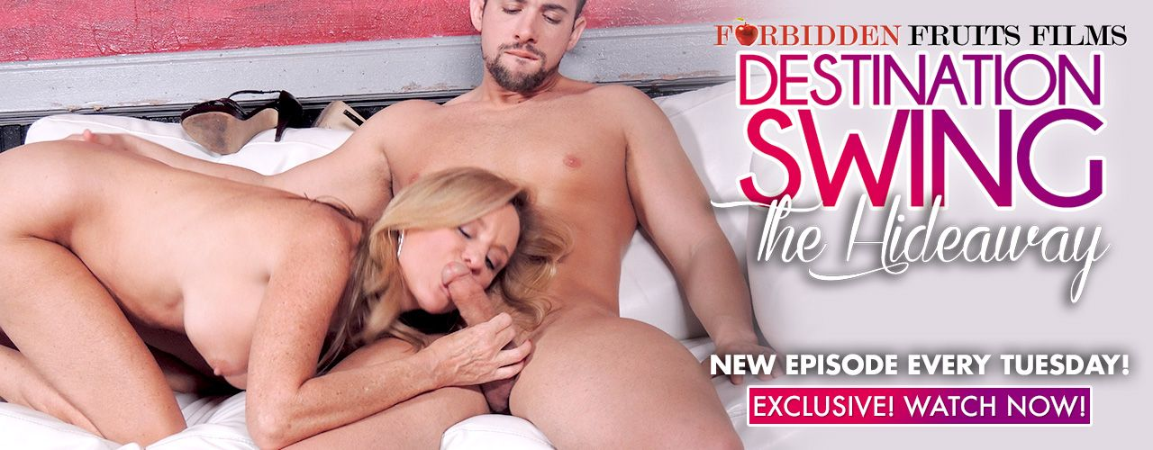 Forbidden Fruit Films delivers episode 2 of Swinger intervention.