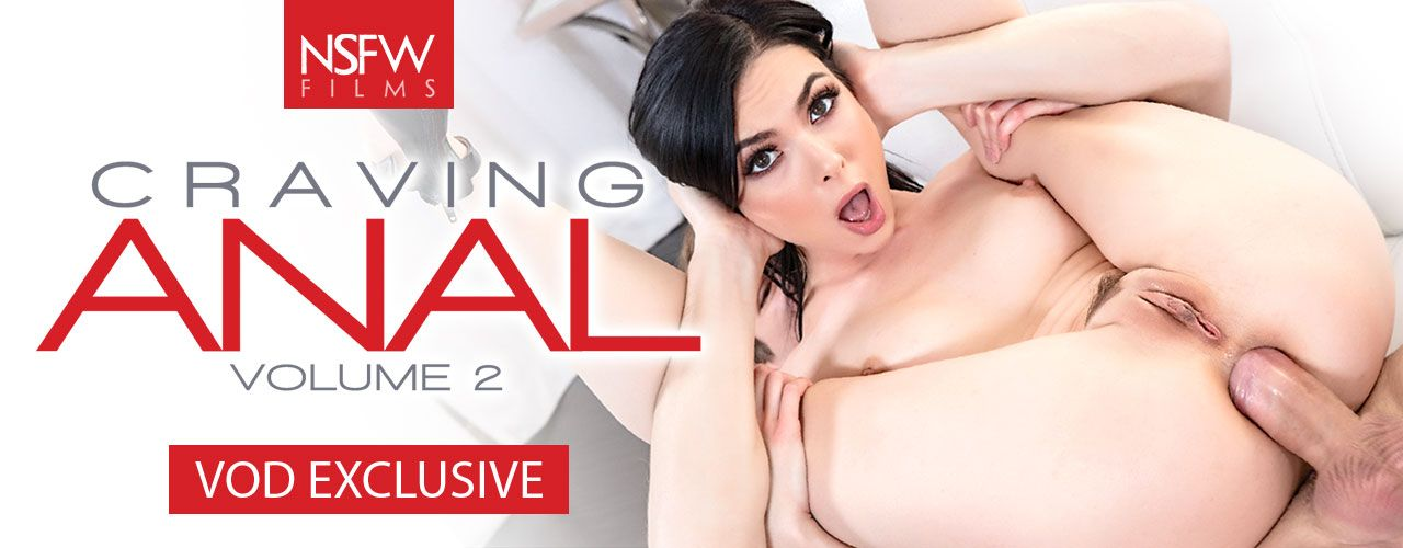 Meet 4 women who never say no to anal! Check out VOD exclusive Craving Anal Volume 2!