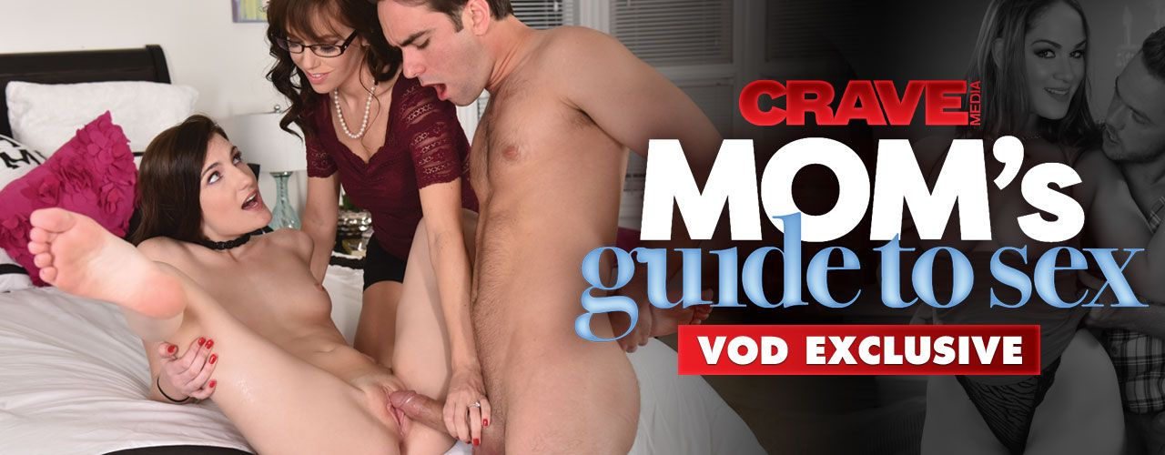 Welcome to MOM's Guide To Sex! First they will tease you, then seduce you! Check this movie out right now!