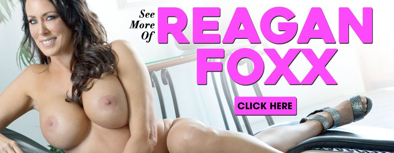 Reagan Foxx is a beautiful bombshell with an infectious smile you are sure to fall in love with! Check her out here!