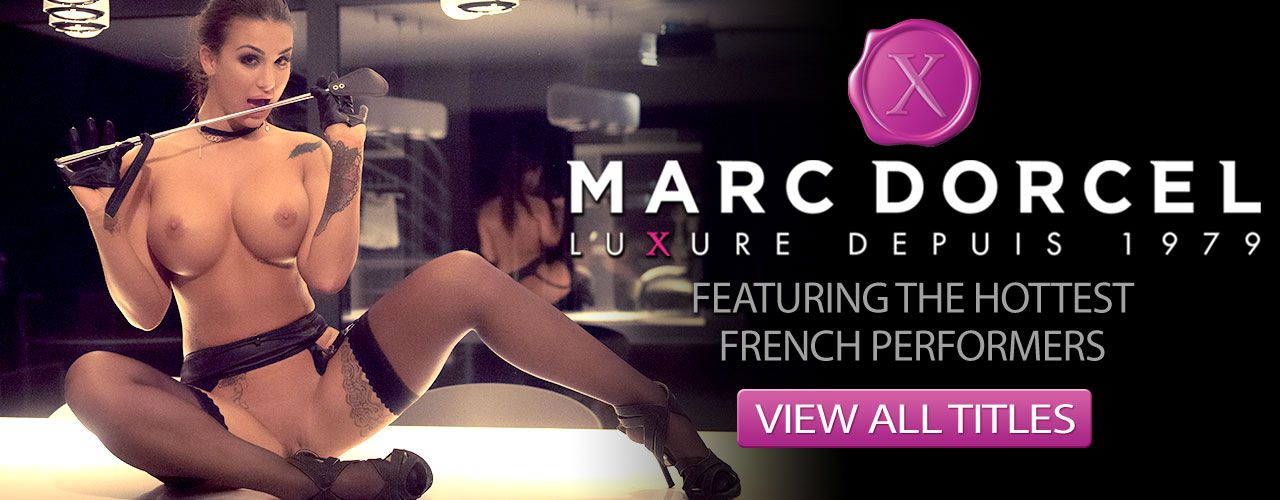 Marc Docel brings you the hottest French pornstars!