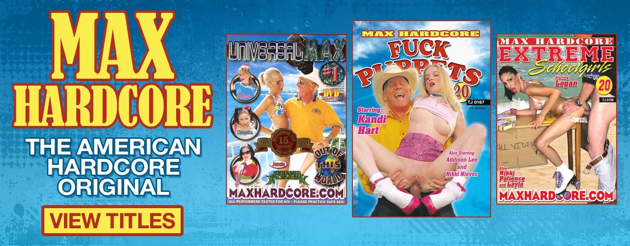 Max Hardcore is the American hardcore original! See all their movies here!