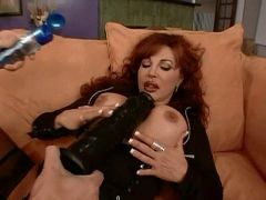 Womans largest female clitoris