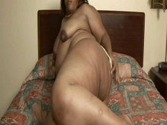 Amature wife with toys