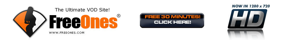 Click Here to return to FreeOnes VOD Store