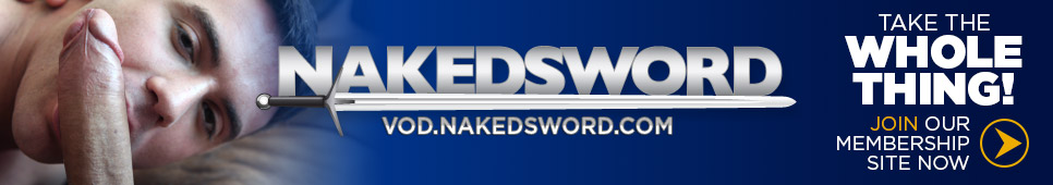 Click Here to return to Naked Sword Video on Demand