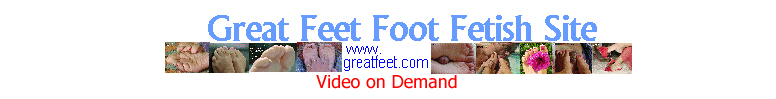 Great Feet Movie Theatre - Video On Demand