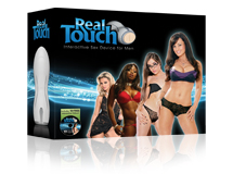 Photo of RealTouch Straight Device