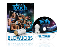 Photo of RealTouch DVD Blowjobs VOL. 1