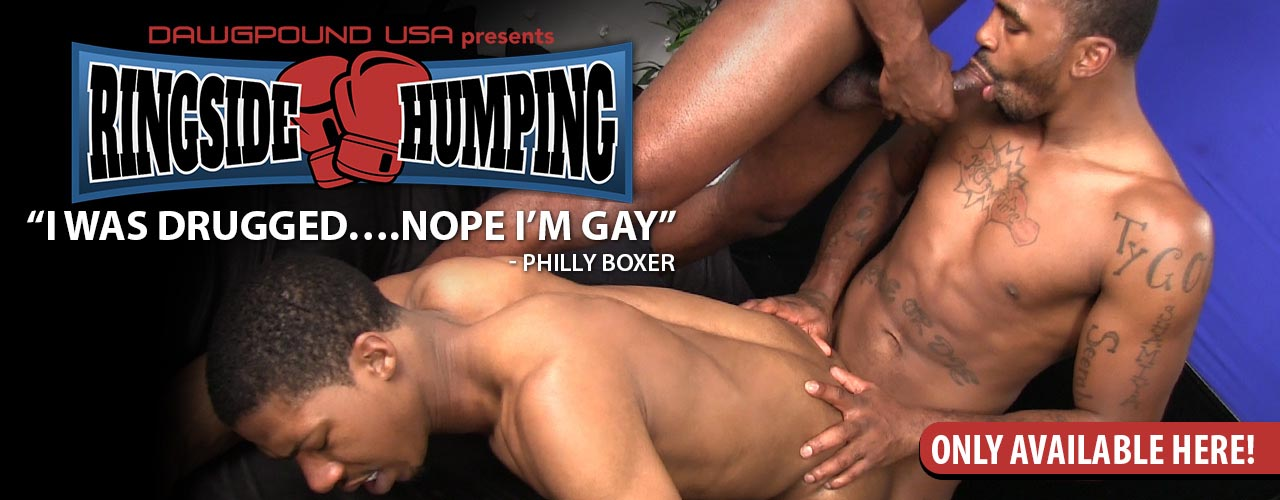 Don't miss Philly Boxers Gay porn debut, he wasn't drugged!