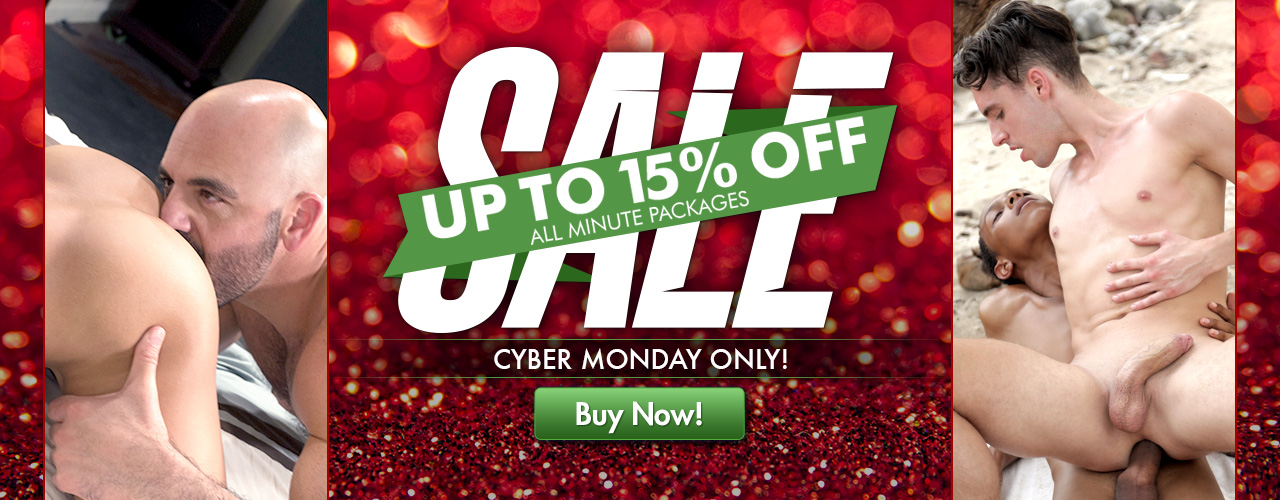Don't miss out on up to 15% off minute packages cyber monday only!